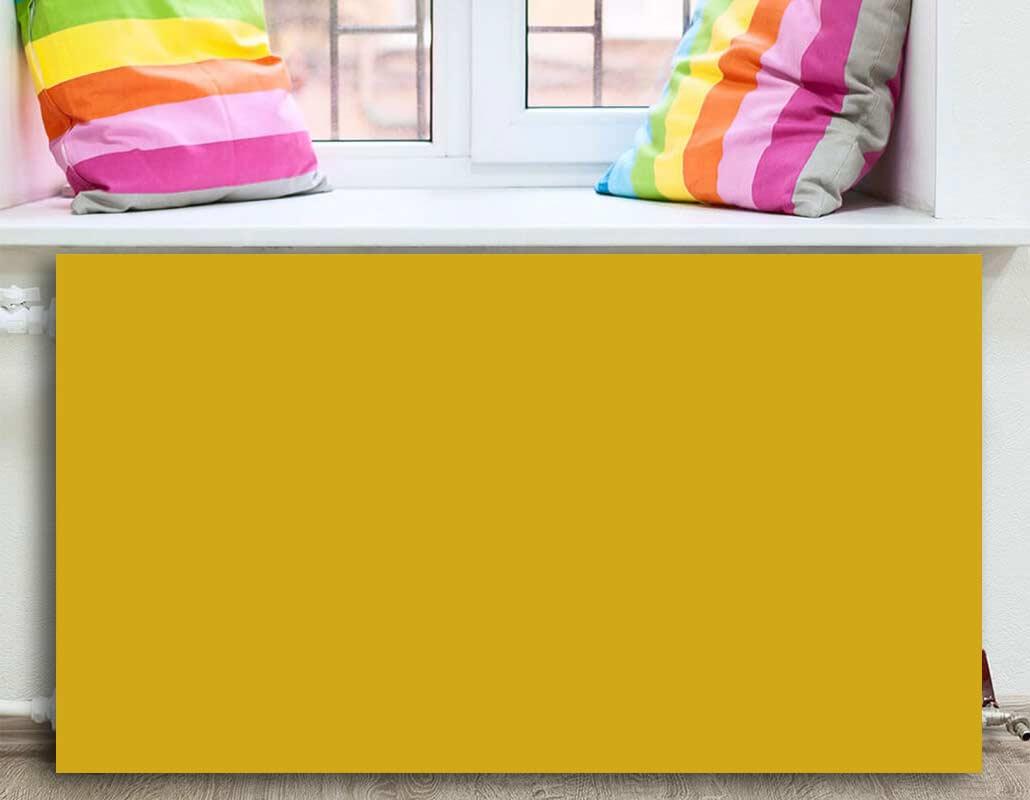Медово-желтый цвет